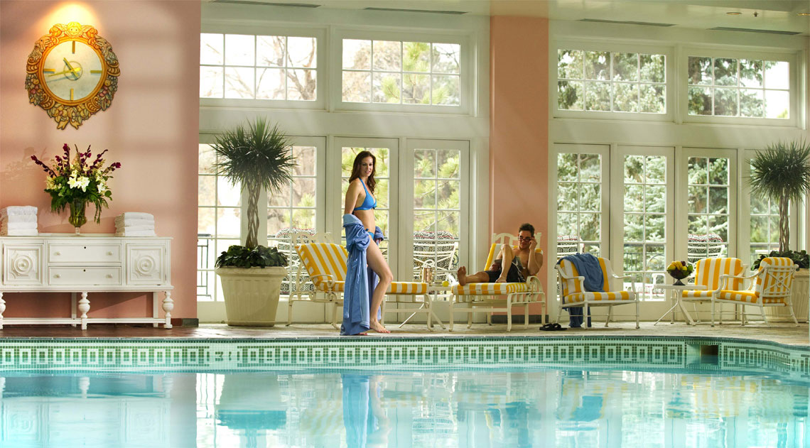 Broadmoor Indoor Pool