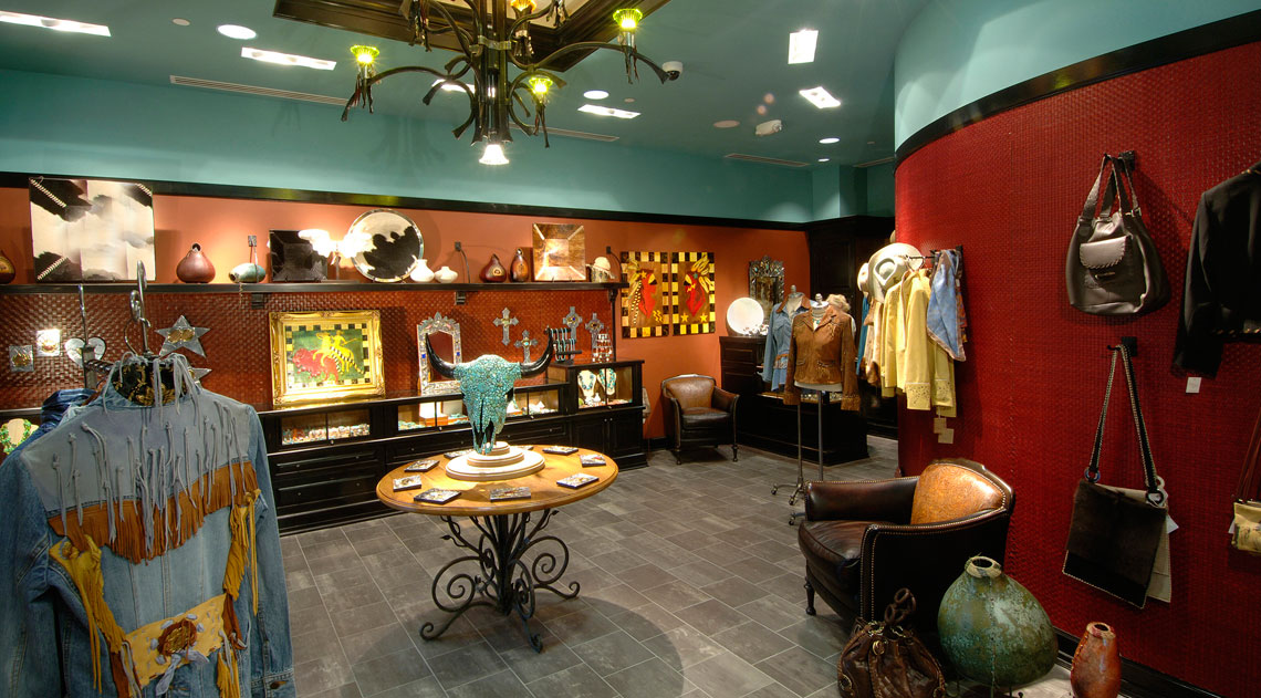 Broadmoor Retail Interior